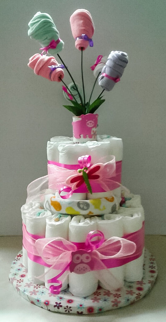 Happy Nappy Cake