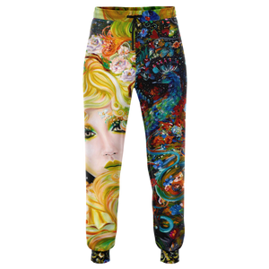 Minori Bloom Unisex Jogger Pants
