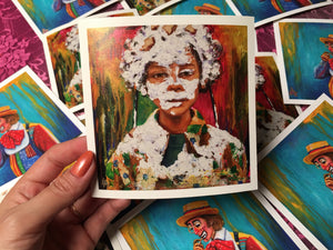Mini Honey Boy Prints -