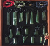 Pounamu (New Zealand Greenstone) pendant