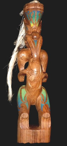 Rata carving by Nigel Hamahona