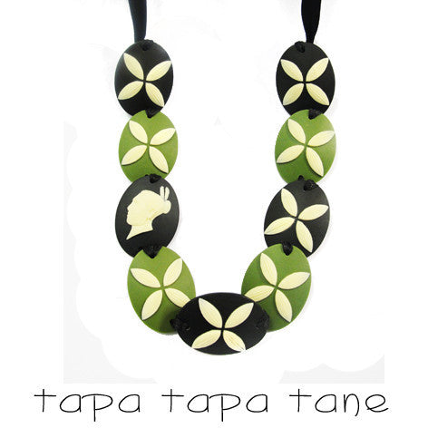 Tupu Tapa Tapa Tane Necklace