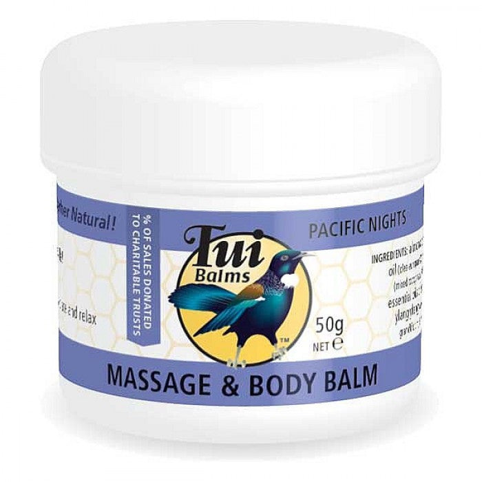 Tui Balms - Pacific Nights Massage Balm 100g