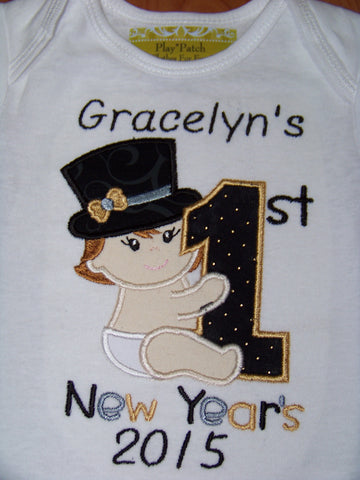 1st New Years Shirt