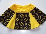 Batman Skirt Size 3