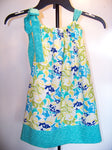 Size 4 Floral Vine Dress