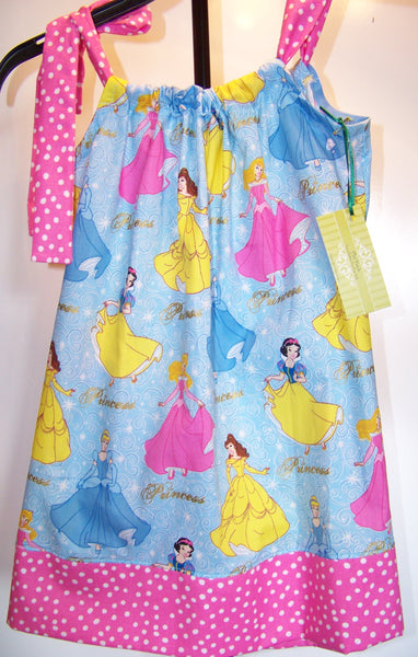 Cinderella, Snow White, Belle, Aura Dress Size 4 Princess Dress