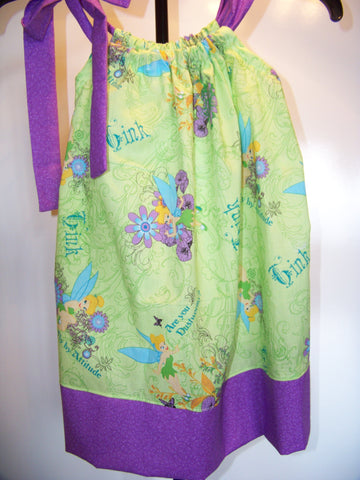 Fairy Size 3 Tinker Bell Dress
