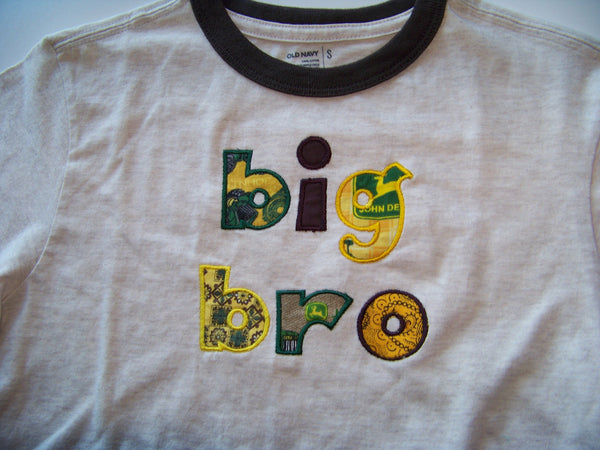 Big Bro Tractor Shirt