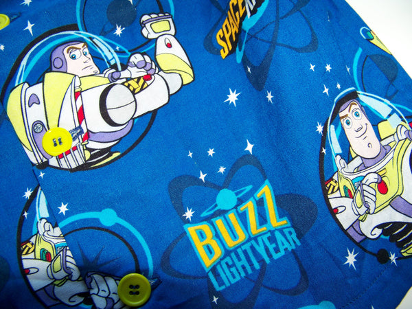 Buzz Lightyear Boys Button Up Shirt