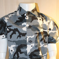 Camo Ghost Camp Shirt