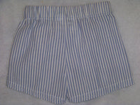 DM custom boutique searsucker boys striped shorts