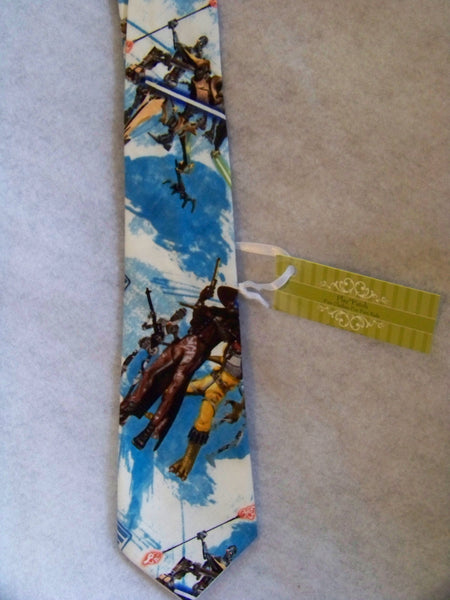Star wars boys necktie jedi knight tie