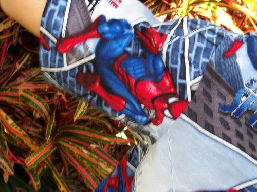 Spiderman Size 5 Shirt