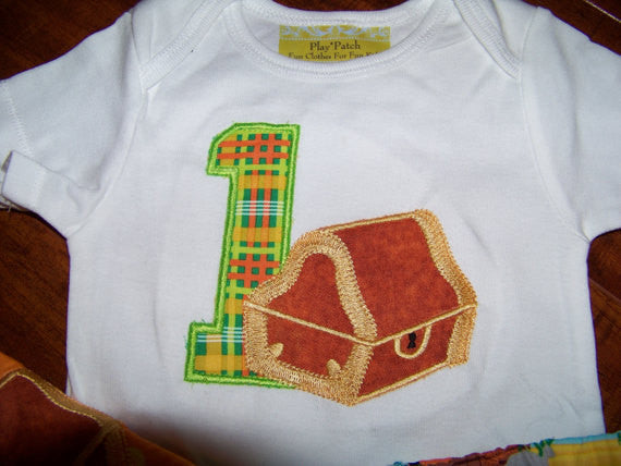 boys treasure hunt birthday t shirt treasure chest personalized party shirt