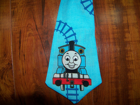 thomas the train tie easy on/off tie for babies and toddlers necktie thomas the tank engine tie