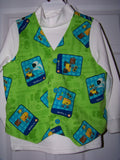 walle and eve vest button up child sized wall e dress vest