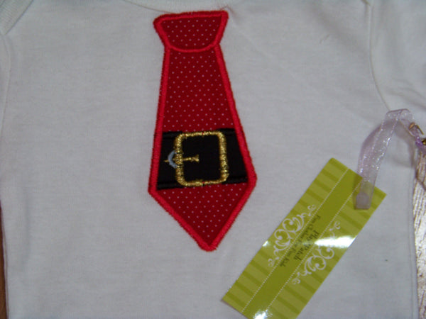 christmas tie shirt my first christmas santa shirt santa christmas shirt