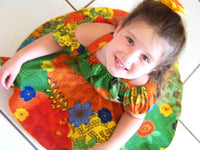 tropical princess pageant set two piece skirt and shirt set tropical princess skirt set