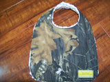 camo custom made personalized bib
