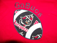 tampa bay bucs football  t shirt buccaneers shirt go bucs red t shirt
