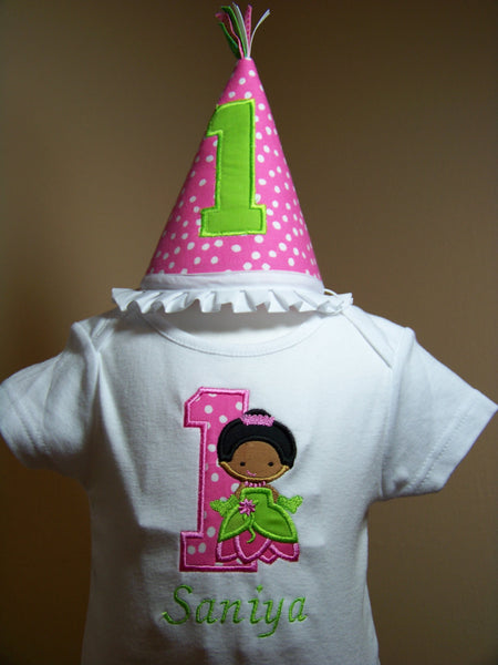 Princess and the Frog Shirt and Hat