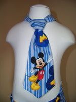Mickey Mousetie easy on/off tie for babies and toddlers necktie