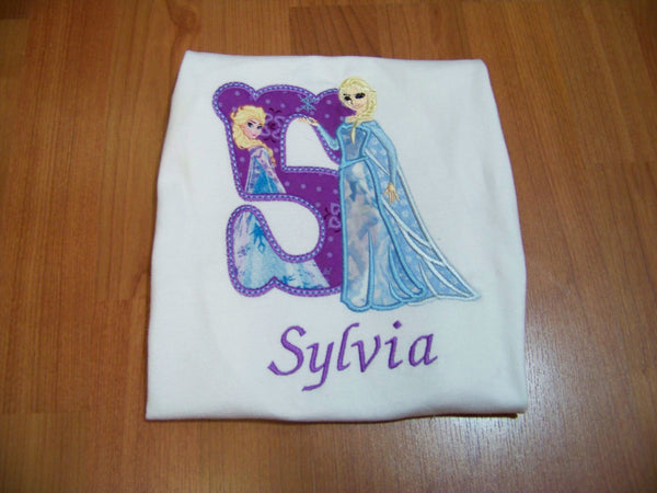 Frozen Elsa Birthday Shirt Princess Birthday