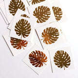 Paper By Parcel Monstera Flash Tattoo