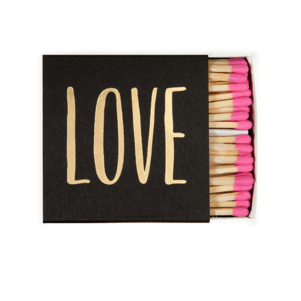 The Social Type 'Love' Foil Matches