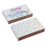 The Social Type 'Happy Birthday To You' Matchbox