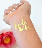 Daydream Prints Single 'Bride Tribe' Flash Tattoo