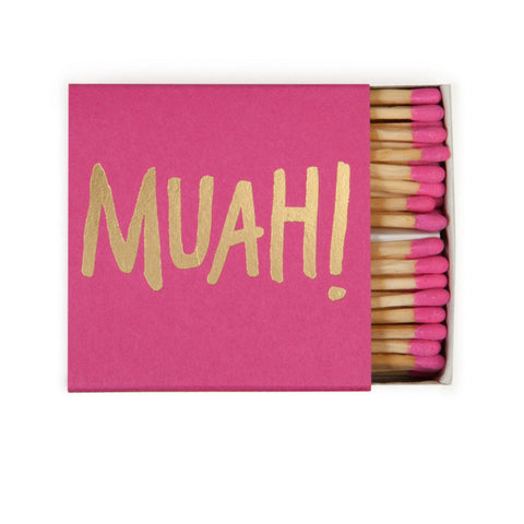 The Social Type 'Muah' Foil Matches