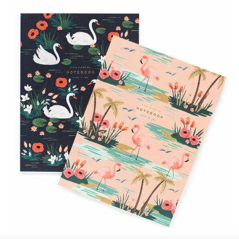Rifle Paper Co. 'Birds of A Feather' Notebook Set
