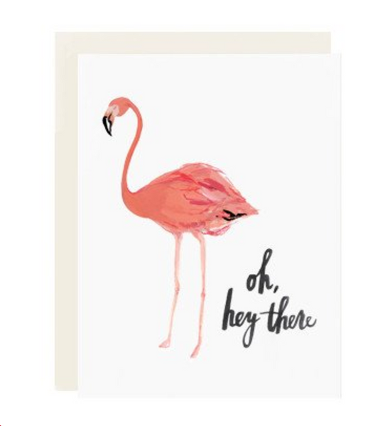 Our Heiday 'Oh Hey There' Card