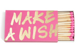 The Social Type 'Make A Wish' Matchbox