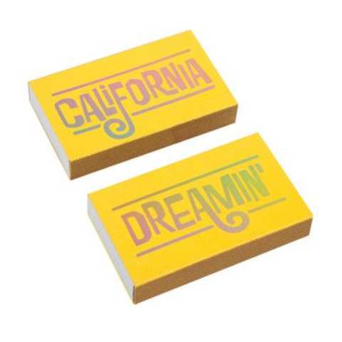 The Social Type 'California Dreamin' Matches
