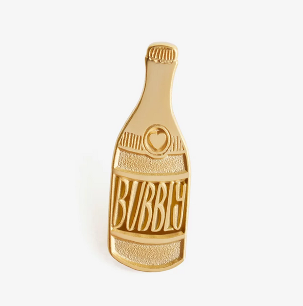The Good Twin Bubbly Pin