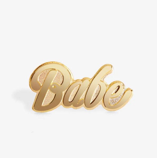 The Good Twin Babe Pin