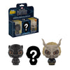 Funko Pint Size Heroes Black Panther 3 Pk.(Pre-Order Ships end of December)