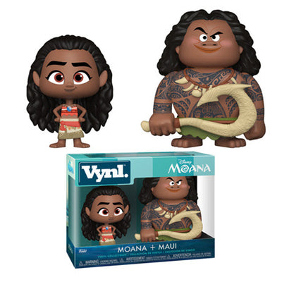 Funko Disney Moana & Maui Vynl Figure 2 Pack (Pre-order Ships in August)