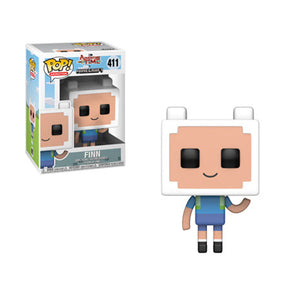 Funko Adventure Time Minecraft Finn POP! Vinyl Figure (Pre-order Ships in July)