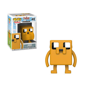 Funko Adventure Time Minecraft Jake POP! Vinyl Figure (Pre-order Ships in July)