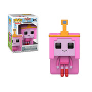 Funko Adventure Time Minecraft Princess Bubblegum POP! Vinyl Figure (Pre-order Ships in July)