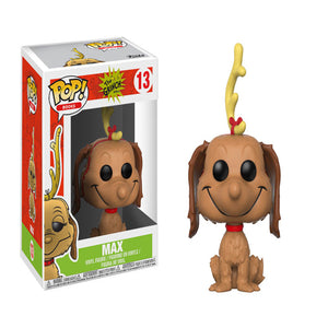 Funko The Grinch Max the Dog POP! Vinyl Figure