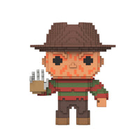 Funko 8-Bit Horror Freddy Krueger POP! Vinyl Figure