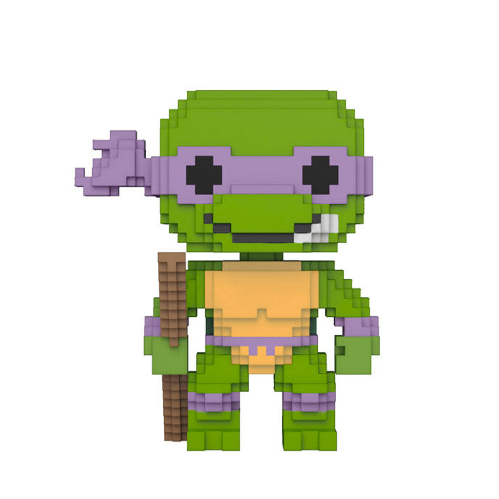 Funko 8-Bit TMNT Donatello POP! Vinyl Figure