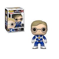Funko Power Rangers Blue Ranger Billy POP! Vinyl Figure #673 (Pre-order Ships October 2018)