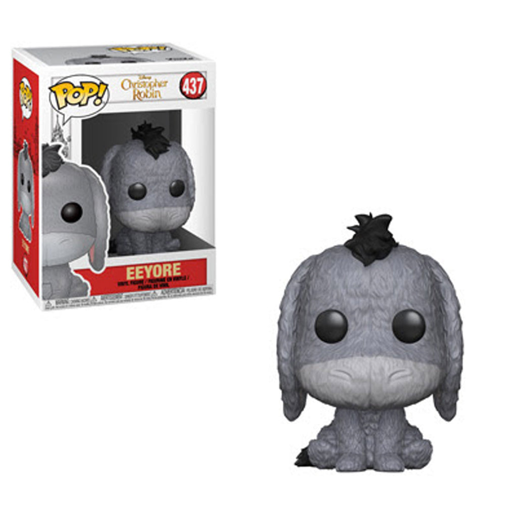 Funko Christopher Robin Eeyore POP! Vinyl Figure #437 (Pre-order Ships November 2018)
