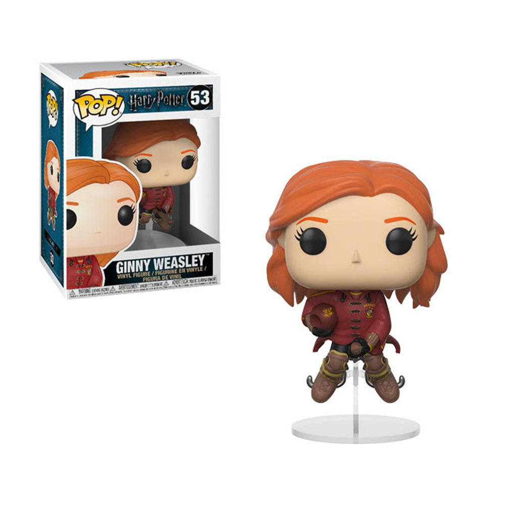 Funko Harry Potter Ginny on Broom POP! Vinyl Figure